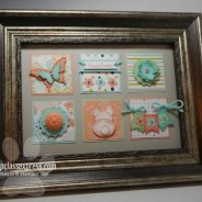 Easter Frame Project Sample & Shopping List